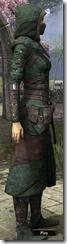 Assassins League Robe - Female Side