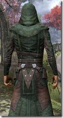 Assassins League Robe - Male Close Back