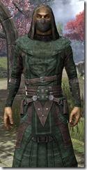 Assassins League Robe - Male Close Front