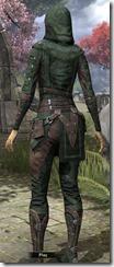 Assassins League Shirt - Female Back