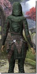 Assassins League Shirt - Female Close Back