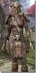 Barbaric Iron - Female Close Front