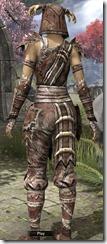 Barbaric Rawhide - Female Back