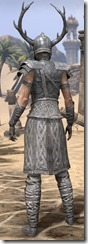 Bloodforge Iron - Female Back