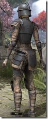 Breton Iron - Female Back