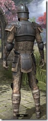 Breton Iron - Male Back