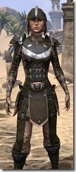 Breton Leather - Female Close Front
