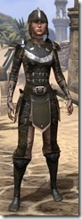 Breton Leather - Female Front