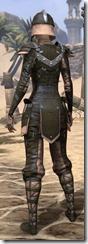 Breton Leather - Female Rear