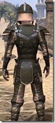 Breton Leather - Male Close Rear