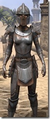 Breton Steel - Female Close Front