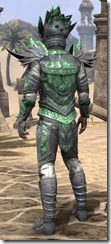 Buoyant Armiger Iron - Male Back