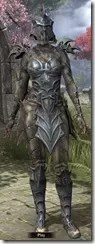 Daedric Iron - Female Front