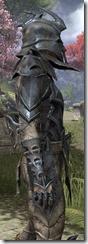 Daedric Iron - Male Back Side