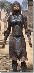Dark Brotherhood Iron - Female Close front