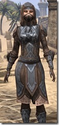 Dark Brotherhood Iron - Female Close front