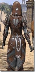 Dark Brotherhood Rawhide - Female Close Back