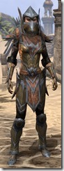 Dark Elf Dwarven - Female Front