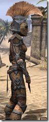 Dark Elf Full-Leather - Female Close Side