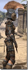 Dark Elf Full-Leather - Female Close Side