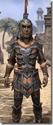 Dark Elf Full-Leather - Male Close Front