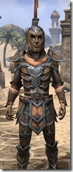 Dark Elf Full-Leather - Male Close Front