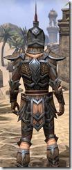 Dark Elf Full-Leather - Male Close Rear