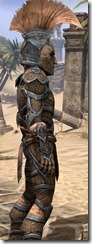 Dark Elf Full-Leather - Male Close Side