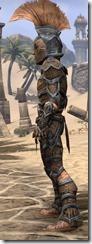 Dark Elf Full-Leather - Male Side