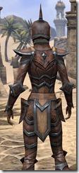 Dark Elf Hide - Female Close Rear