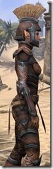 Dark Elf Hide - Female Close Side
