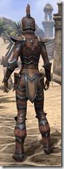 Dark Elf Hide - Female Rear