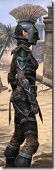 Dark Elf Leather - Female Close Side