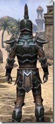 Dark Elf Leather - Male Close Rear