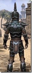 Dark Elf Leather - Male Close Rear
