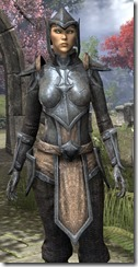 Dunmer Iron - Female Close Front