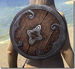 Akaviri Maple Shield