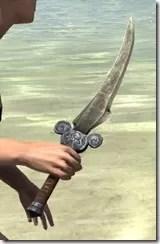 Akaviri Orichalc Dagger 2