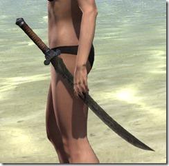 Akaviri Orichalc Sword