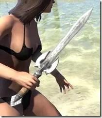 Aldmeri Dominion Iron Dagger 2