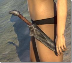 Altmer Iron Dagger