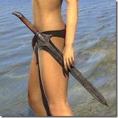Altmer Iron Sword