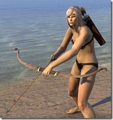 Ancient Elf Maple Bow