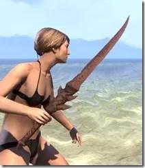 Barbaric Dwarven Sword 2