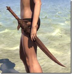 Barbaric Dwarven Sword