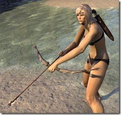 Barbaric Maple Bow