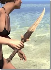 Barbaric Orichalc Dagger 2