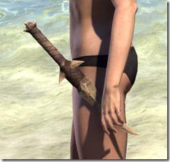 Barbaric Orichalc Dagger