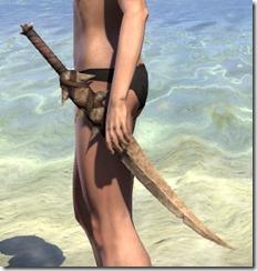 Barbaric Orichalc Sword