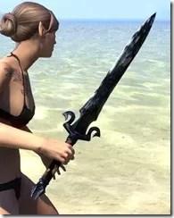 Bloodforge Iron Sword 2